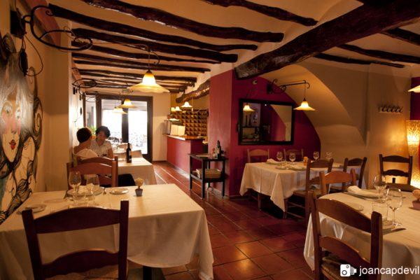 Restaurante Celler de Gratallops