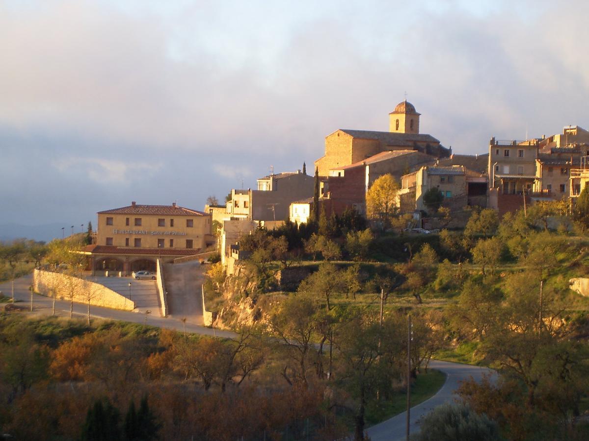 El balcó del Priorat