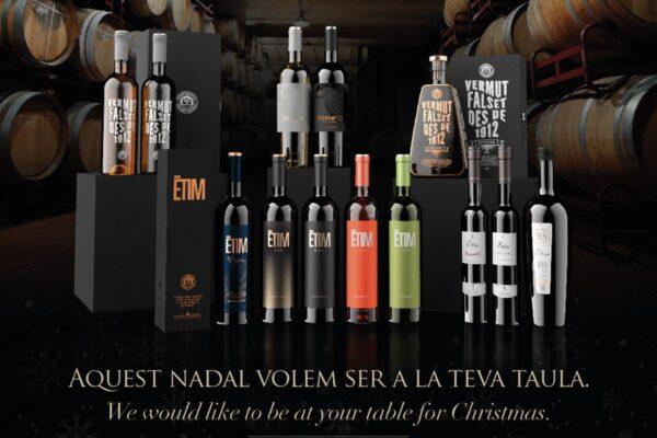 Aquest Nadal volem ser a la teva taula!